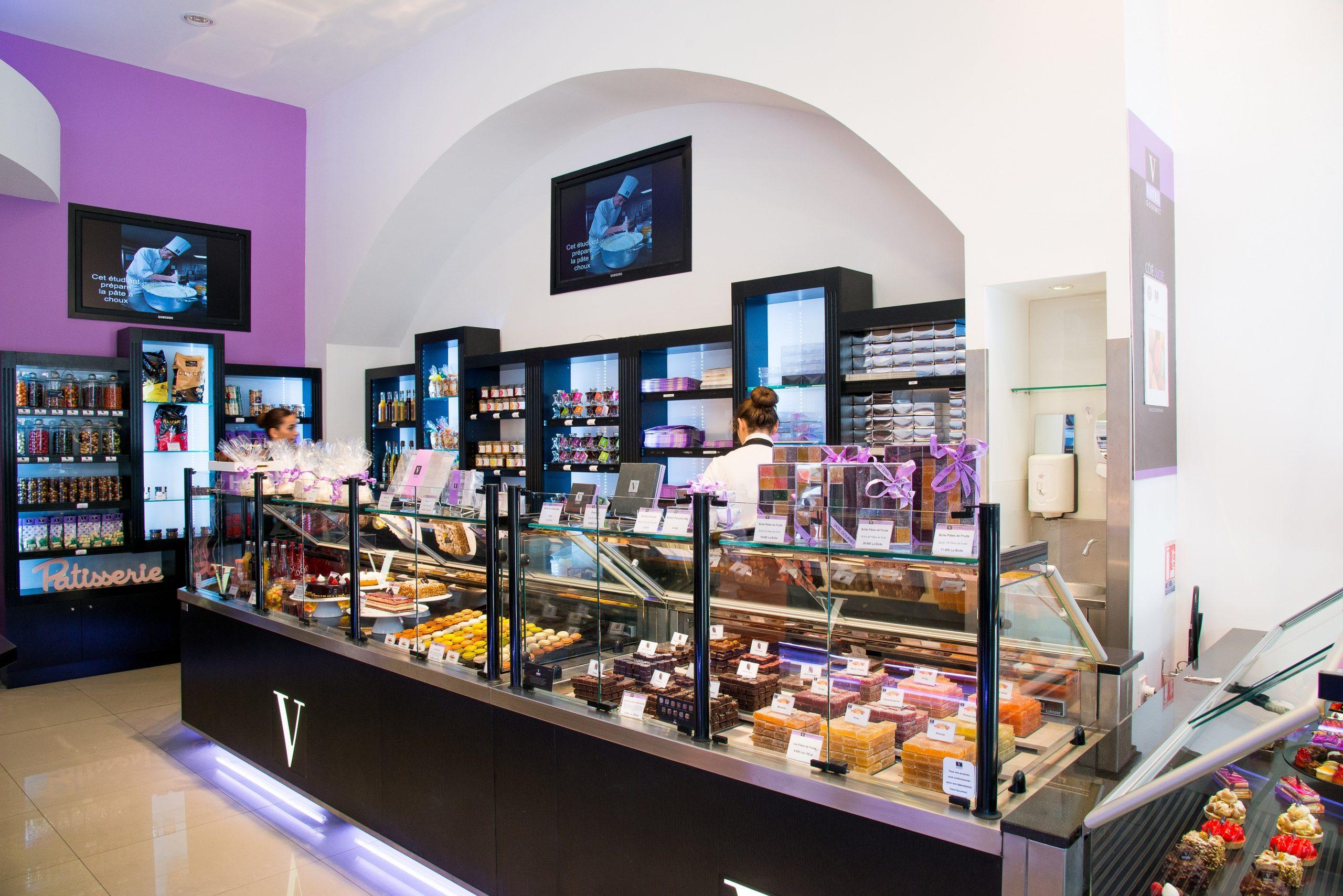 gourmandises boutique Vatel Gourmet Carnot Lyon