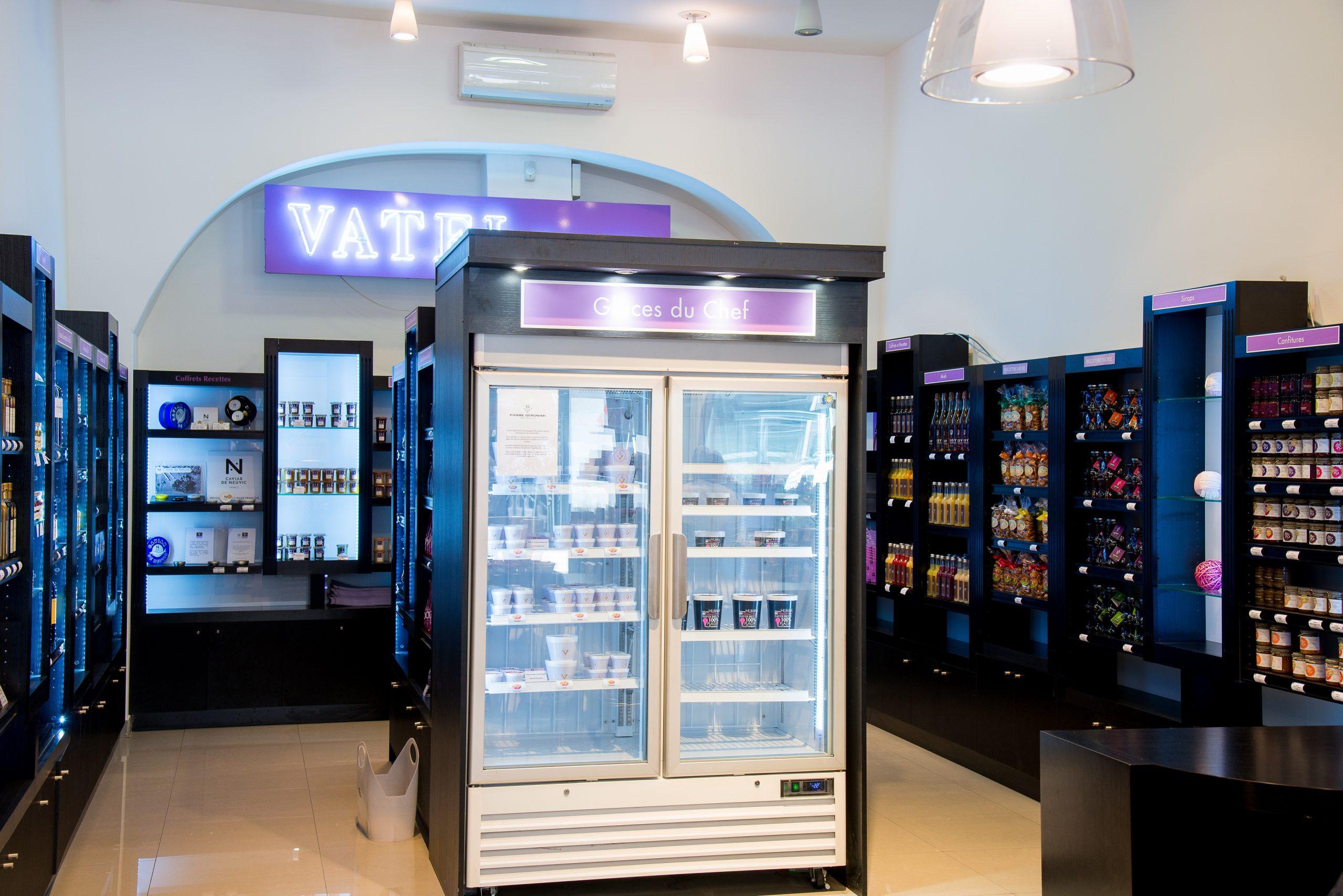 produits frais boutique Vatel Gourmet Carnot Lyon
