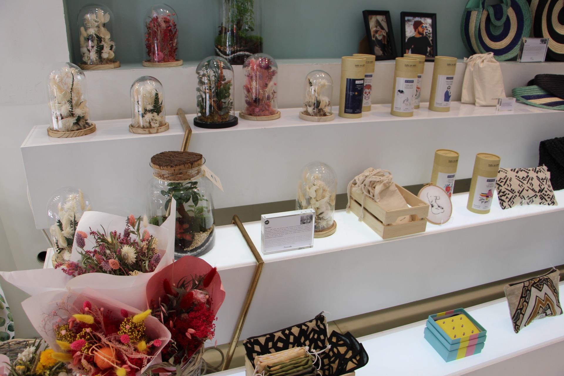 boutique créateurs VDC passage Thiaffait Lyon 1