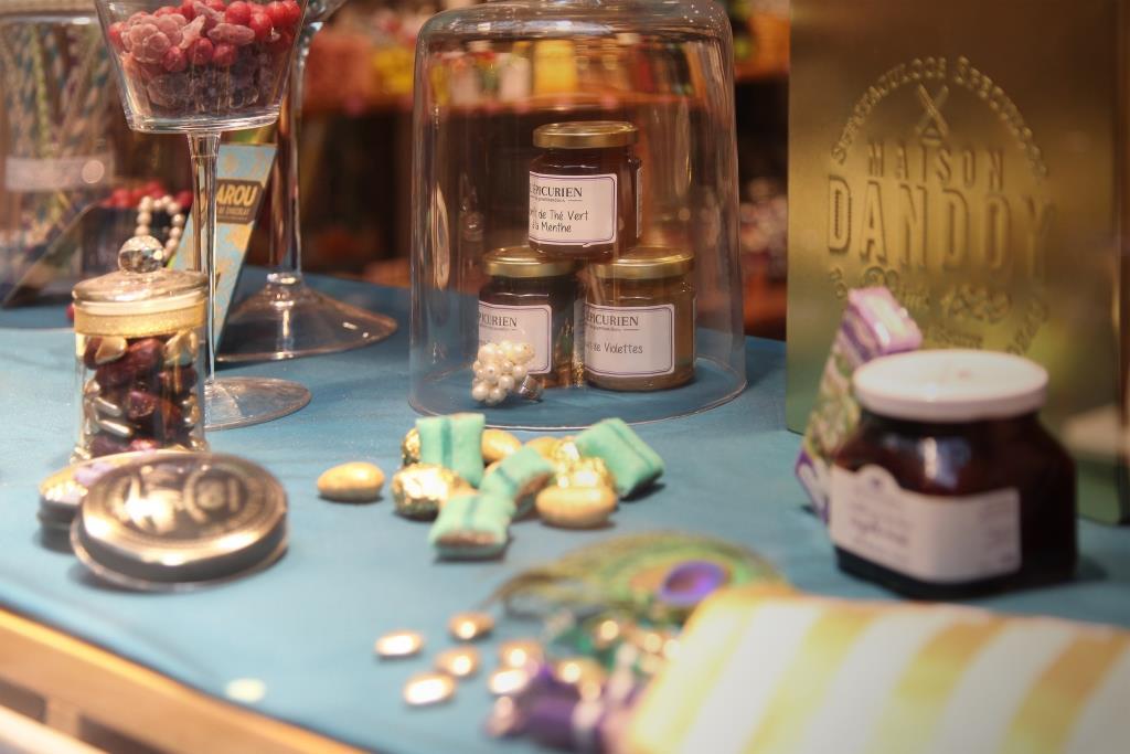 bonbons chez Violette et Berlingot à Lyon