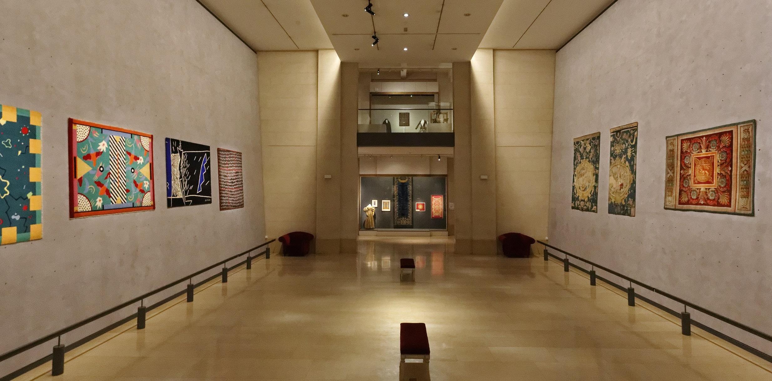 Collection permanente Musée des Tissus