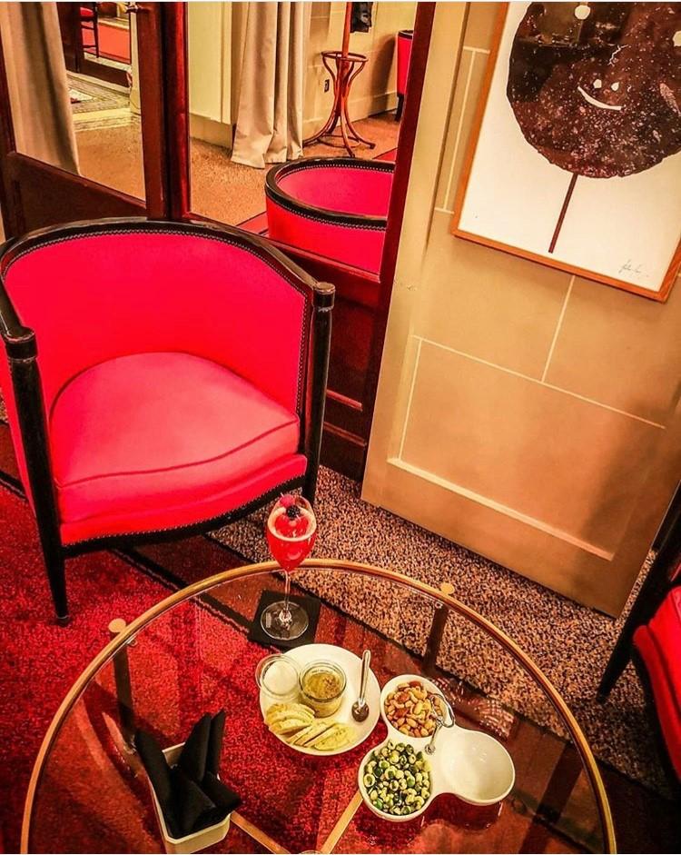 bar hôtel Carlton Lyon M Gallery