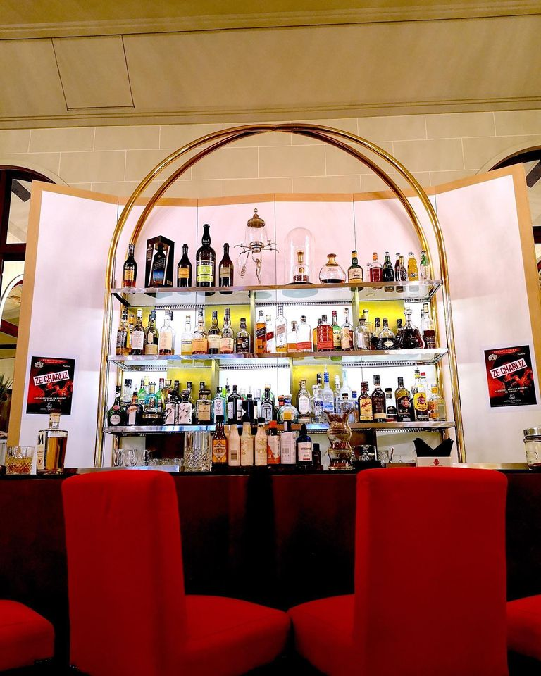bar hôtel Carlton Lyon M Gallery