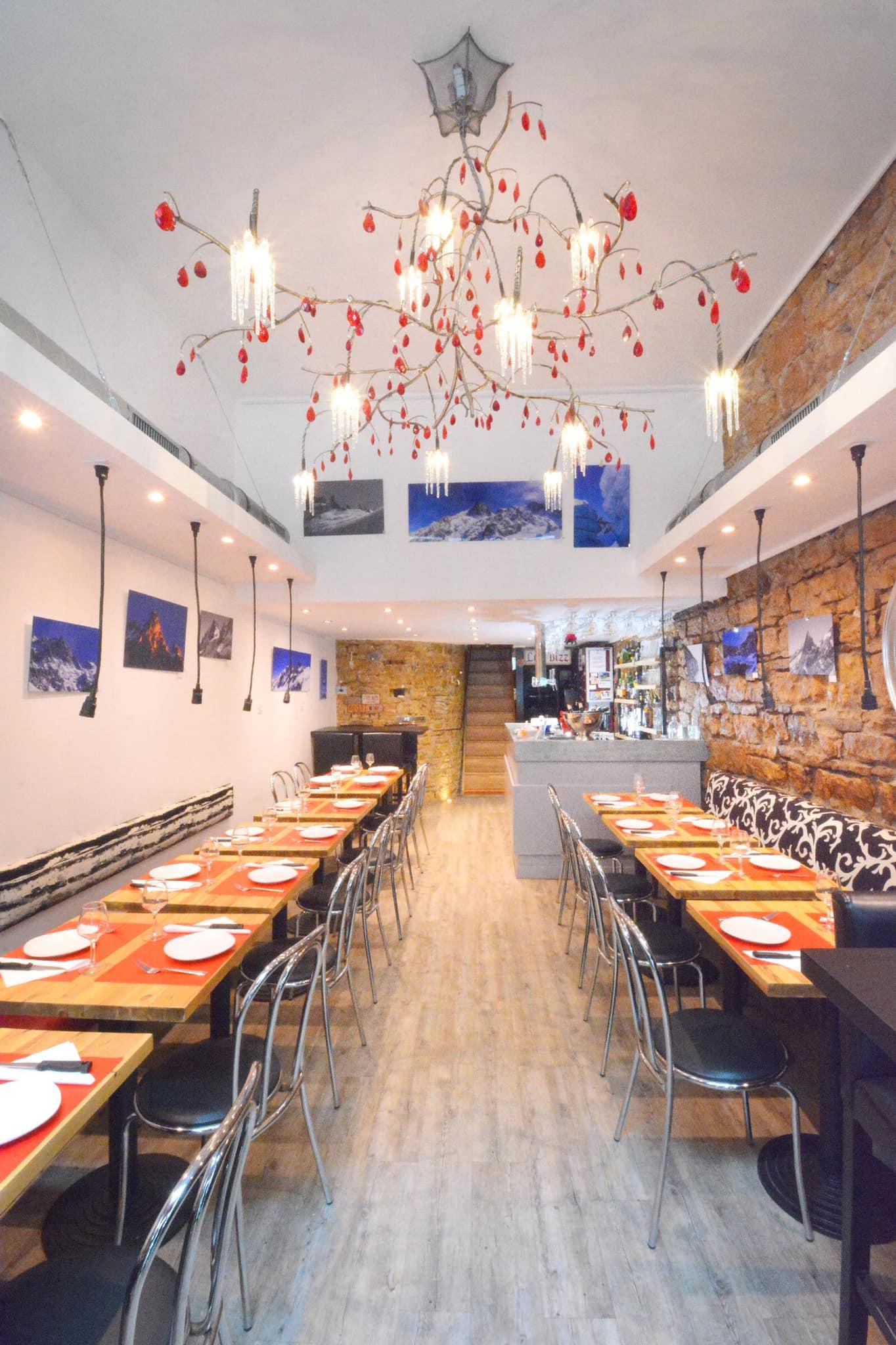 restaurant Alter Ego L'Original Lyon
