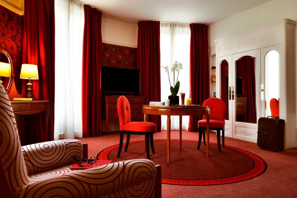 salon hôtel Carlton Lyon M Gallery