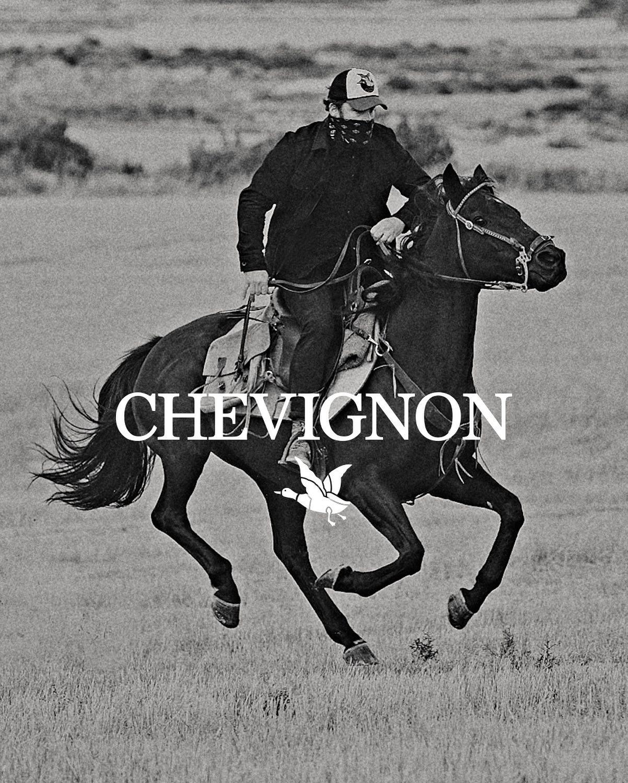 Photo shooting Chevignon à cheval