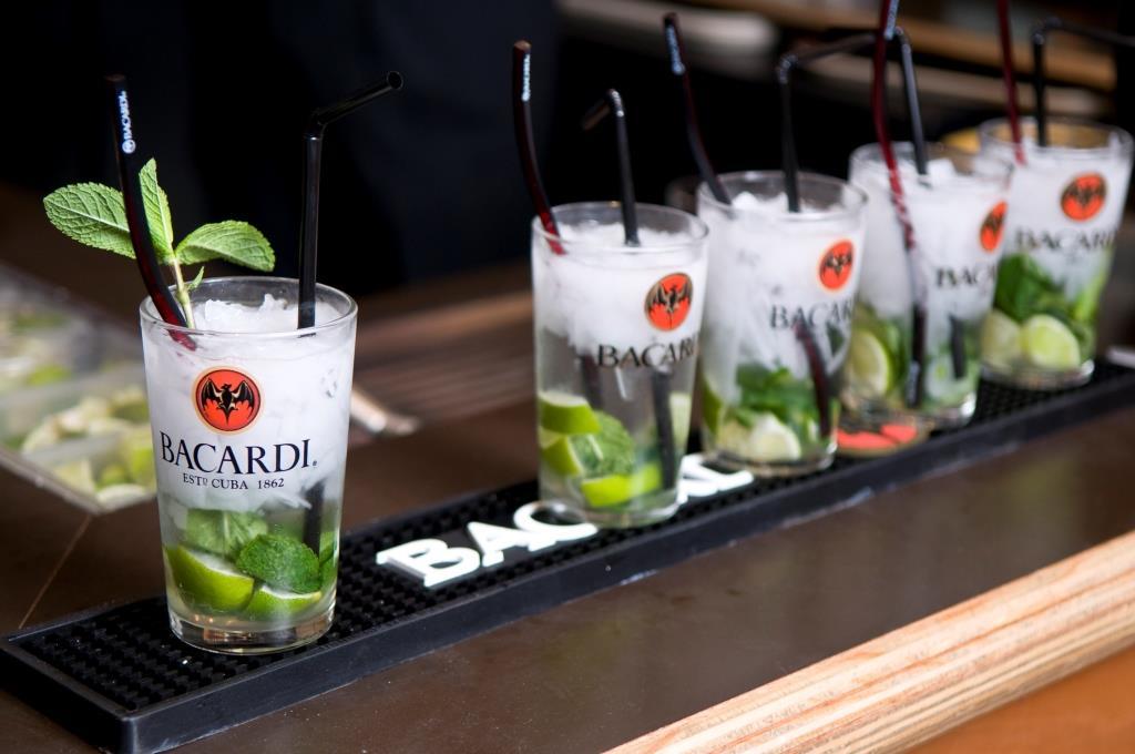 cocktail à l'atelier des chefs Lyon 2