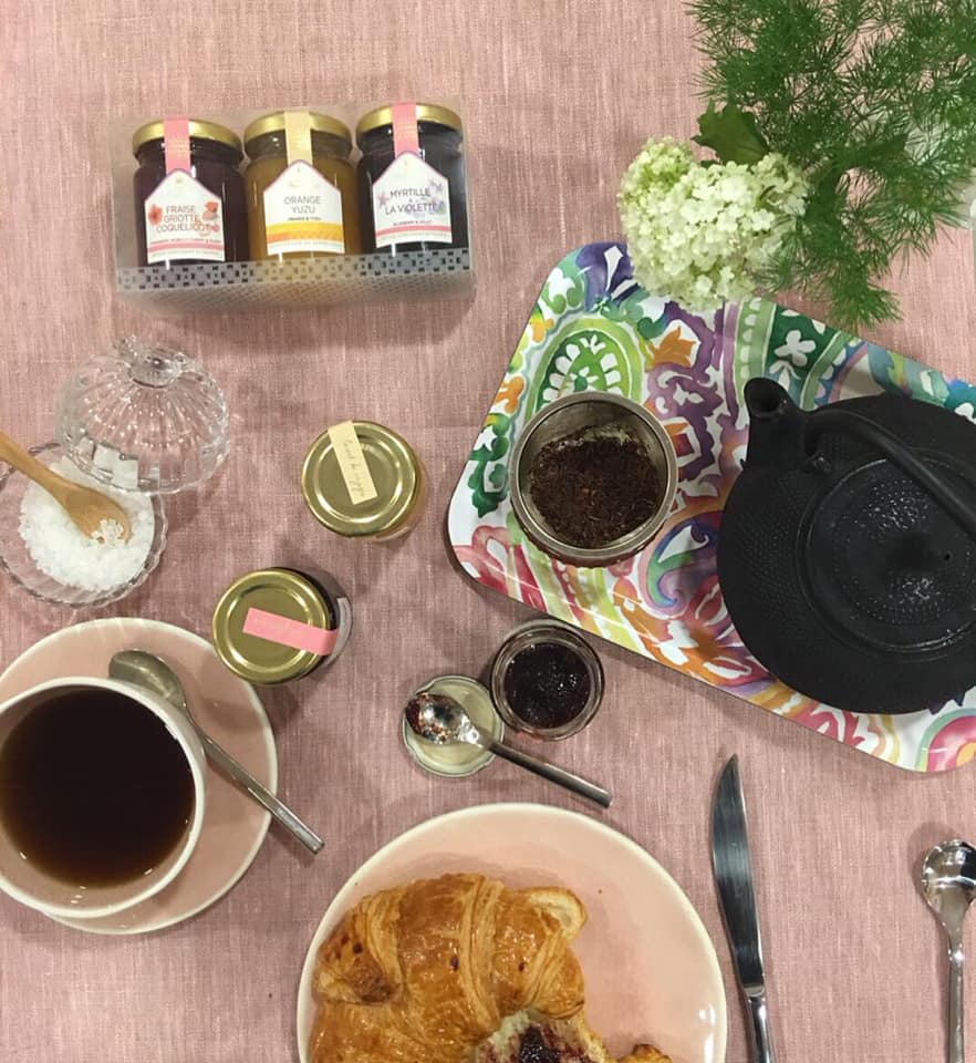 salon de thé La Maison du marron lyon 2
