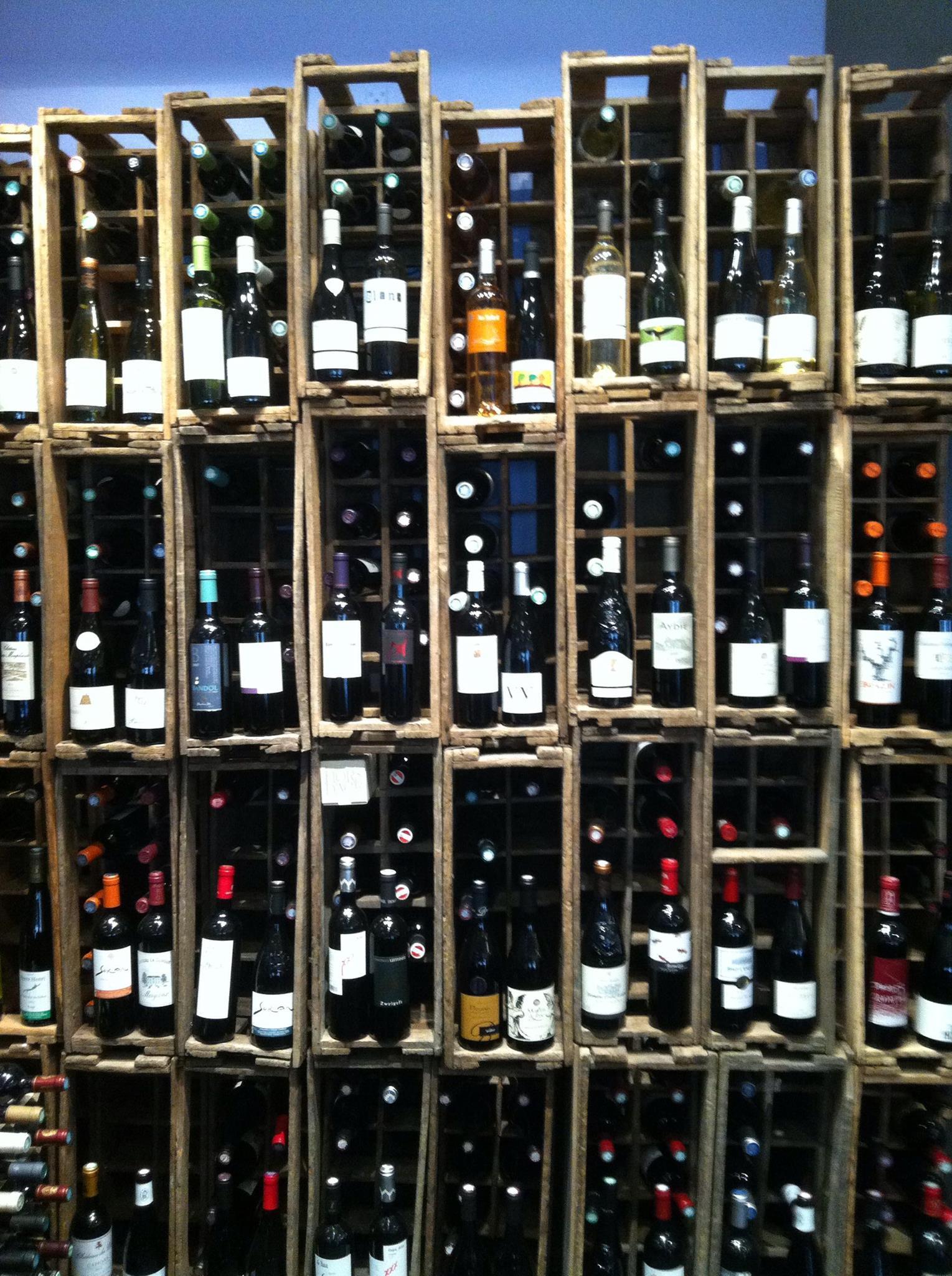 Restaurant cave à vin Le Ballon Lyon