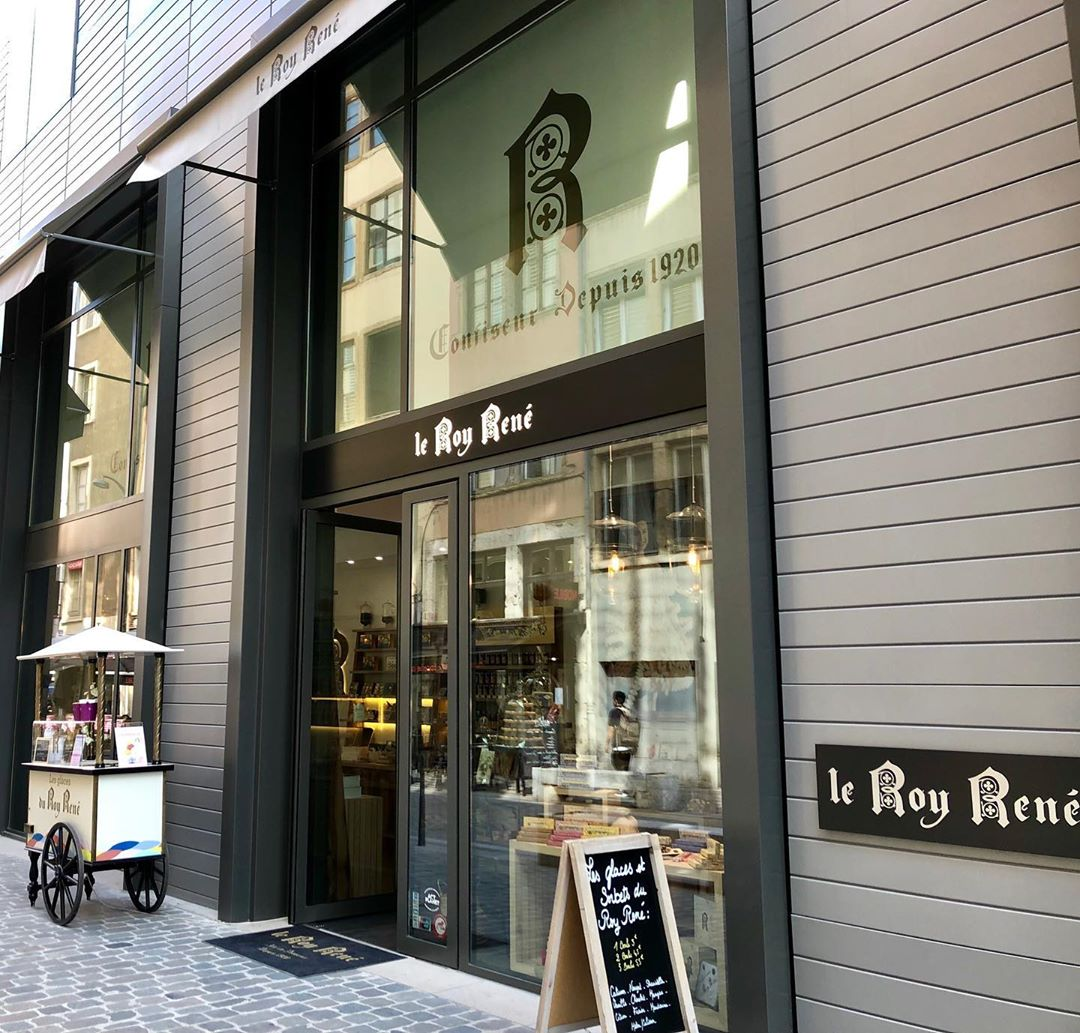 Boutique Le Roy René Lyon