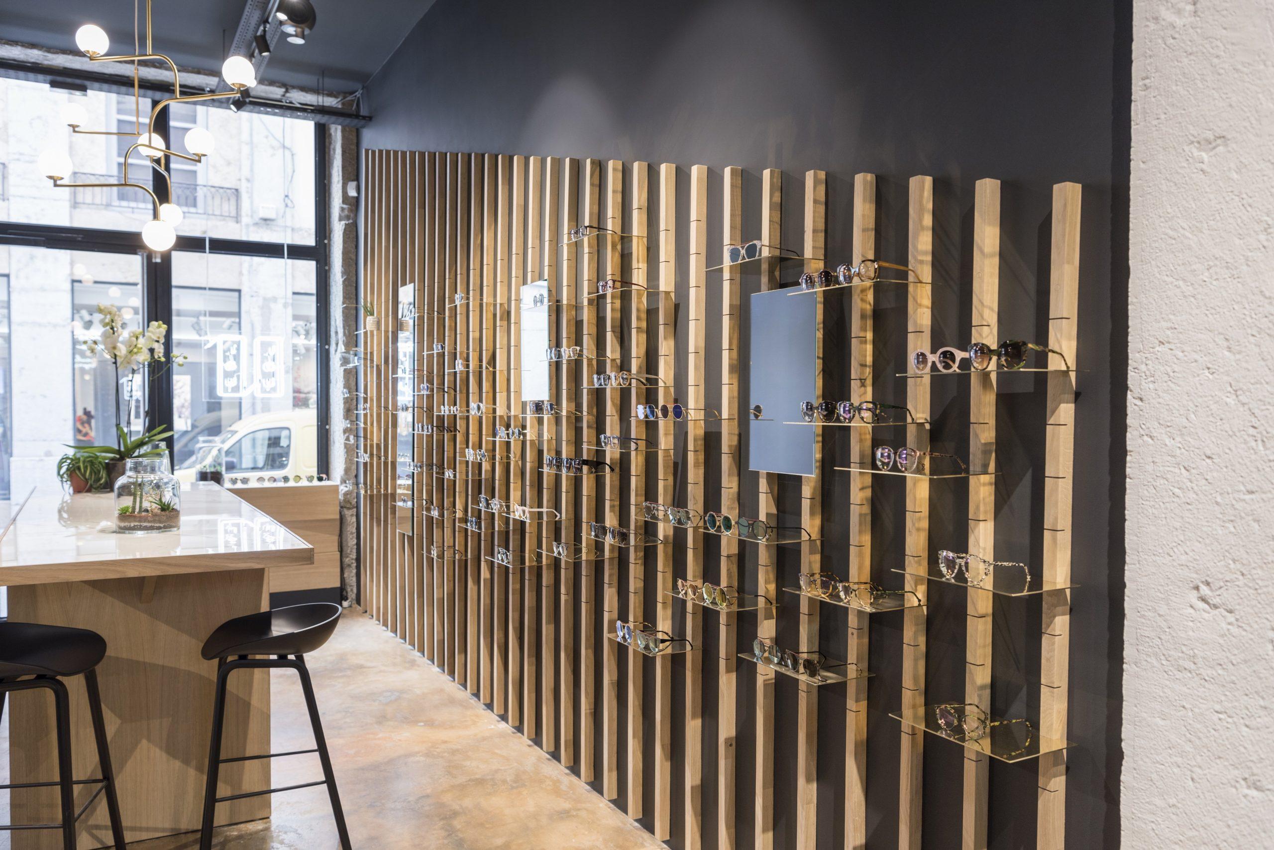 boutique lunettes Loulou Lyon 2 place Célestins