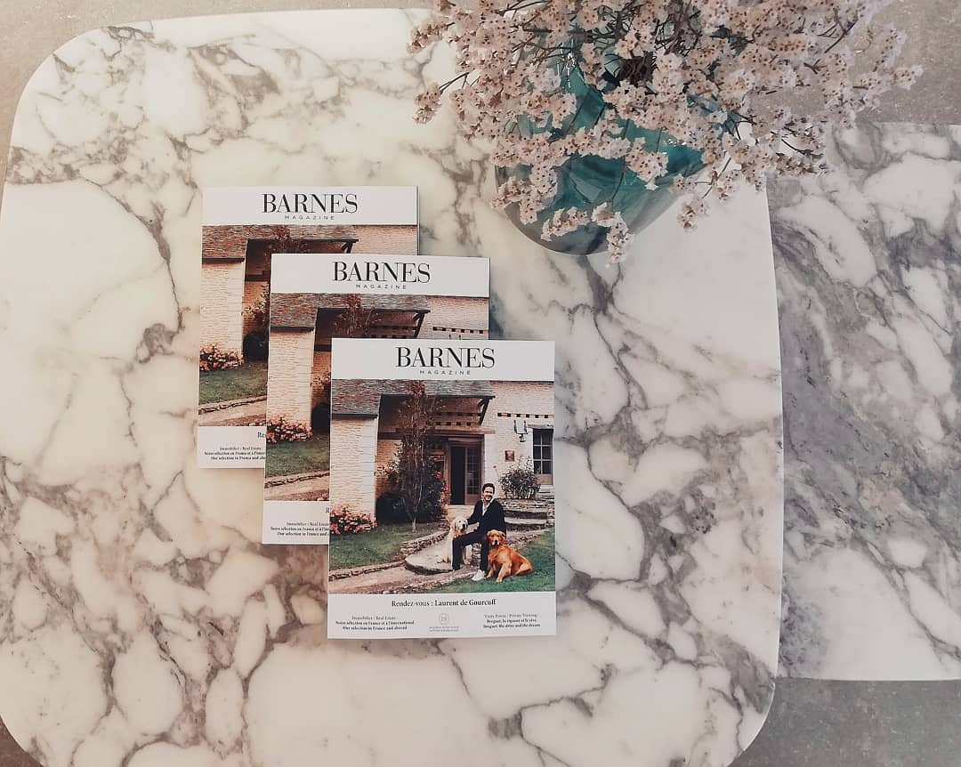 Magazine Barnes immobilier