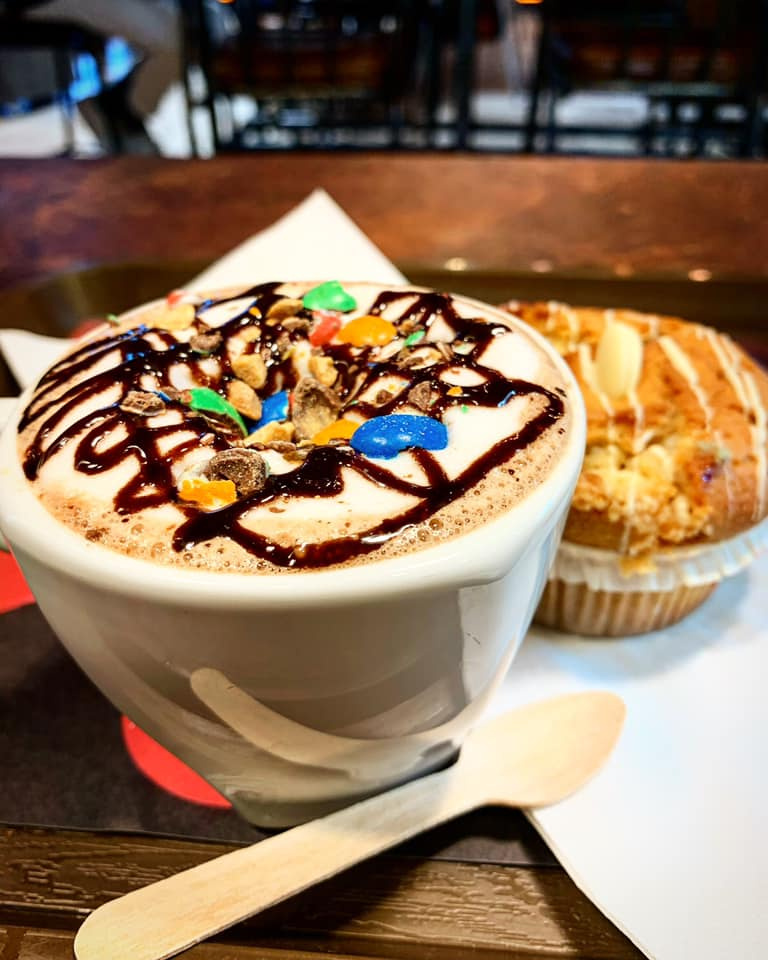 marys coffee shop chocolat chaud Lyon 1er