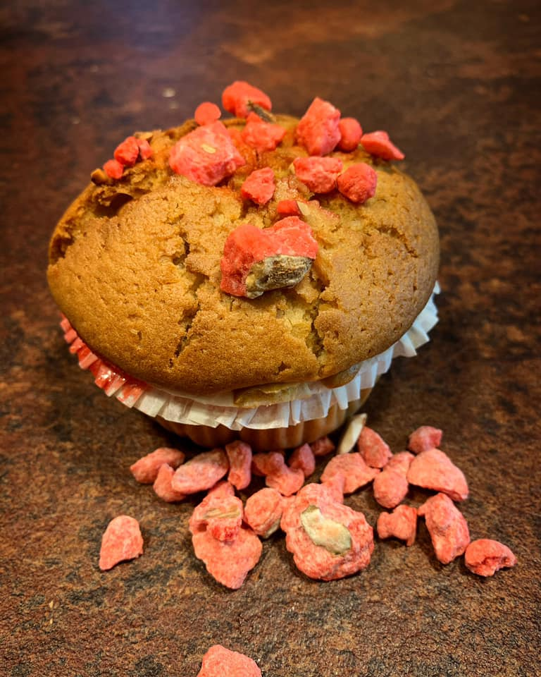 marys coffee shop muffin praline Lyon 1er