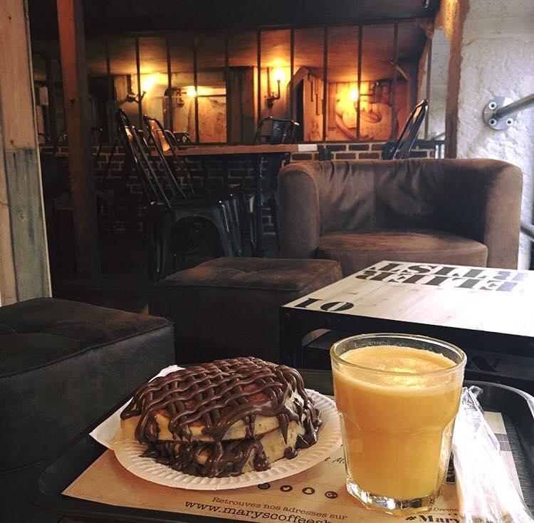 marys coffee shop salon lyon 1er
