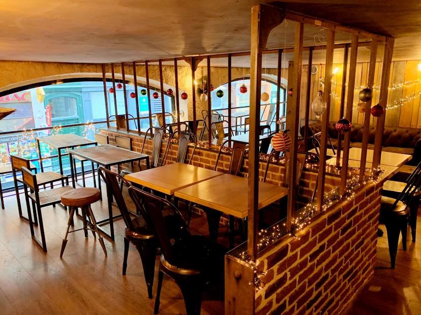 marys coffee shop salon cosy étage lyon 1er