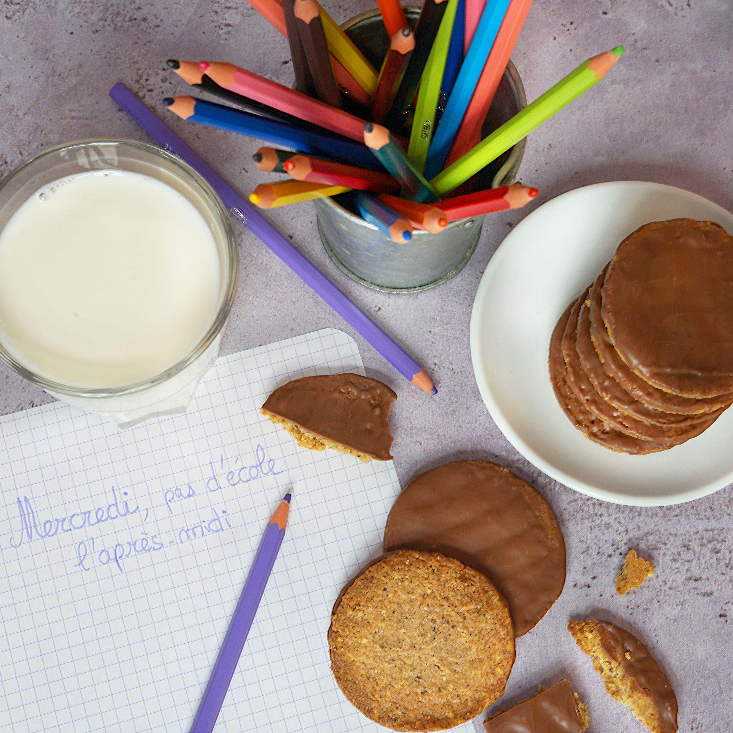 Granola Mercredi Biscuiterie
