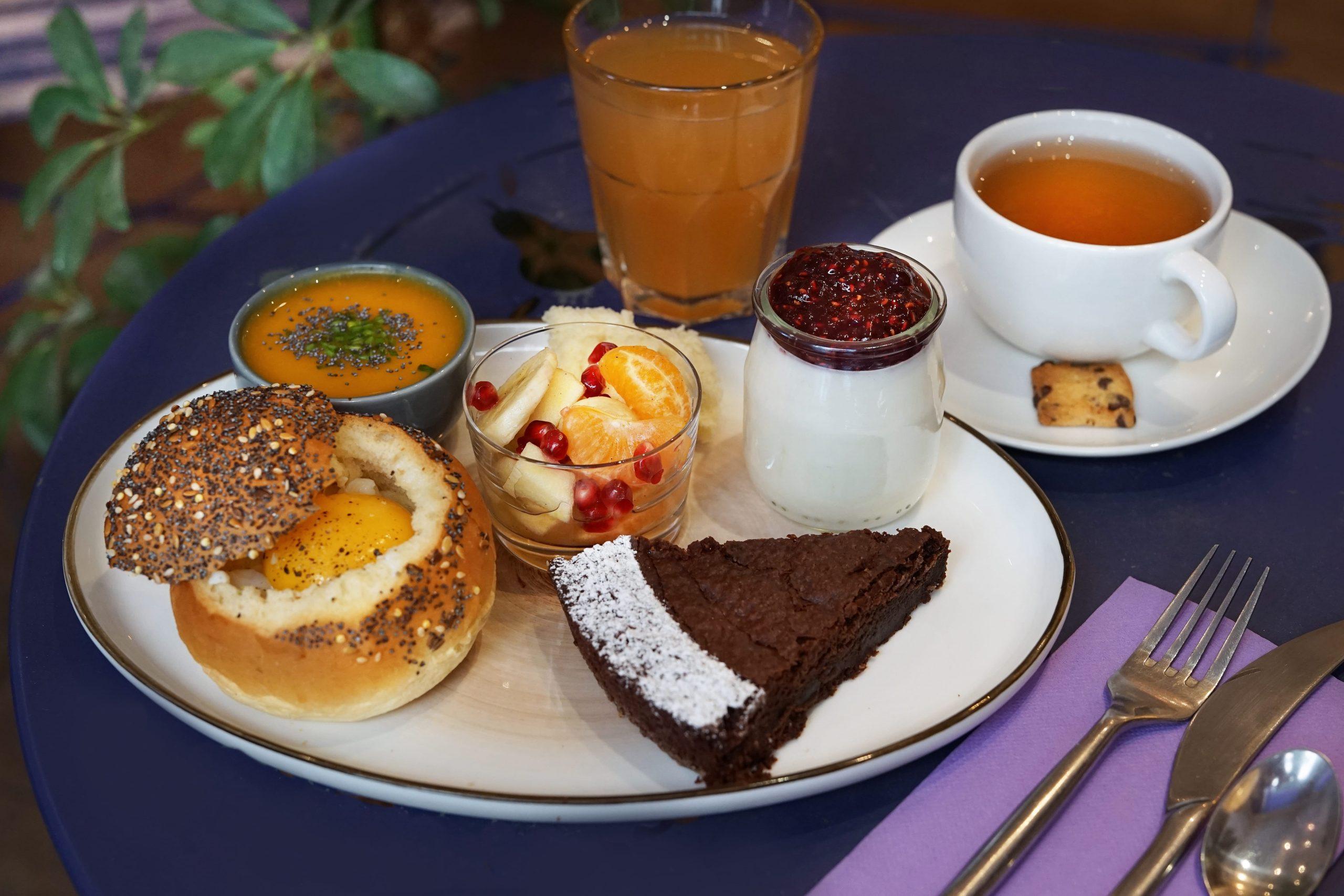 Petit-déjeuner Mercredi Biscuiterie