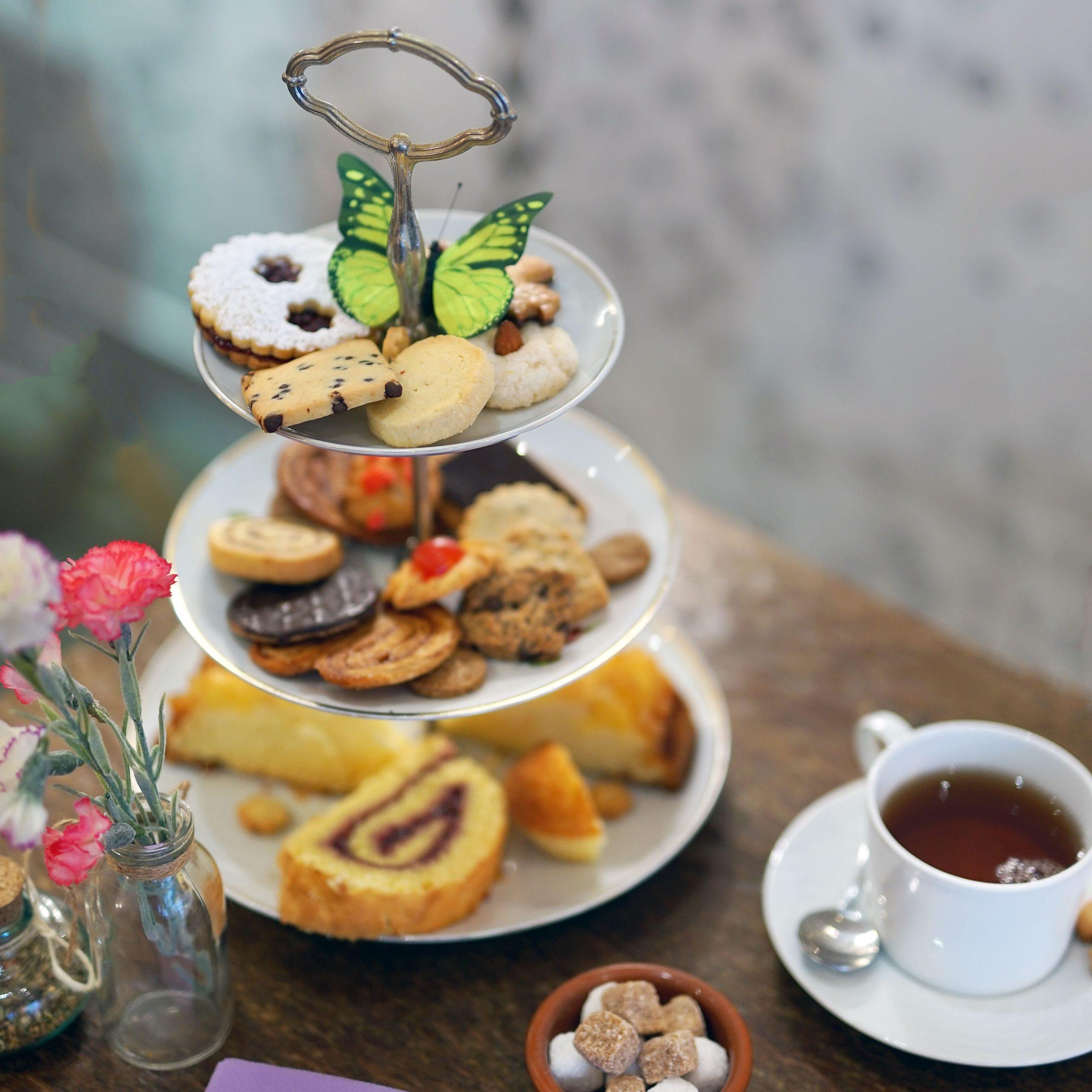 Tea time Mercredi Biscuiterie