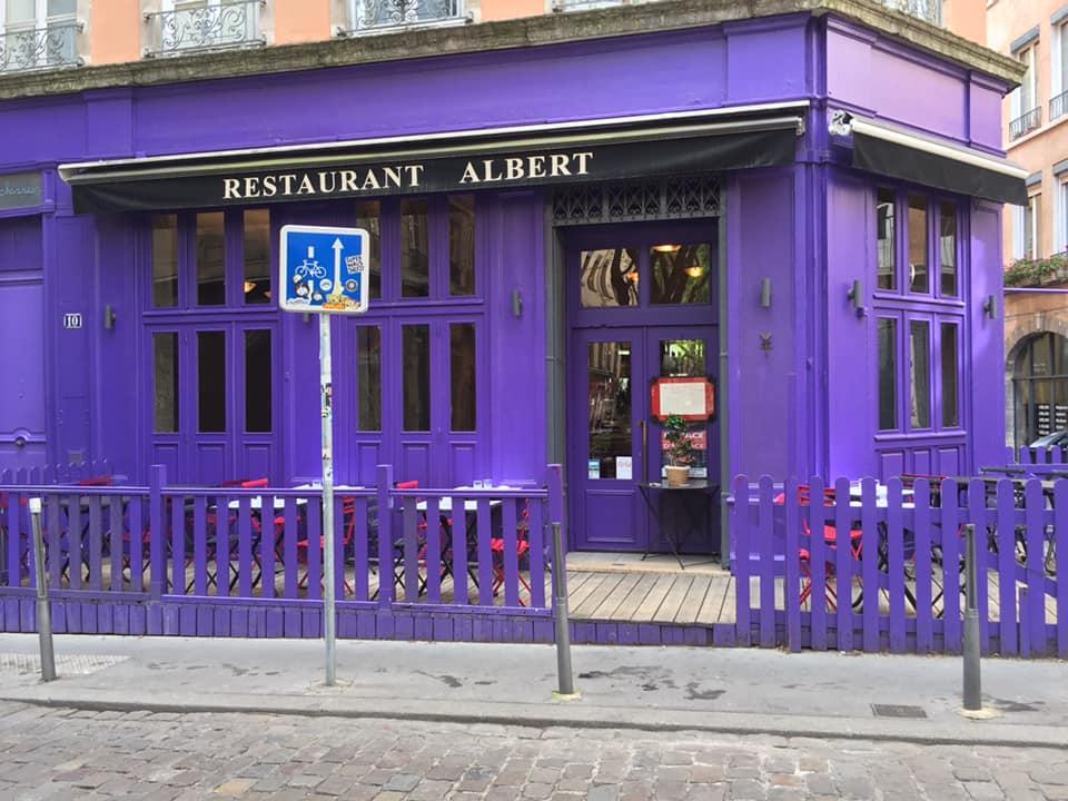 Restaurant Chez Albert Lyon