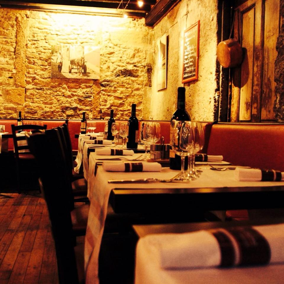restaurant La Cuisine Lyon 1er