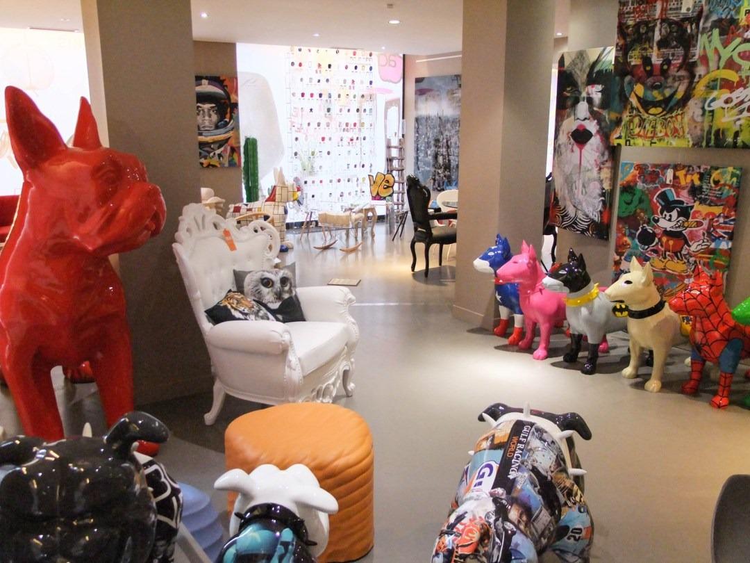 statuts chien boutique Sttanding Lyon 2