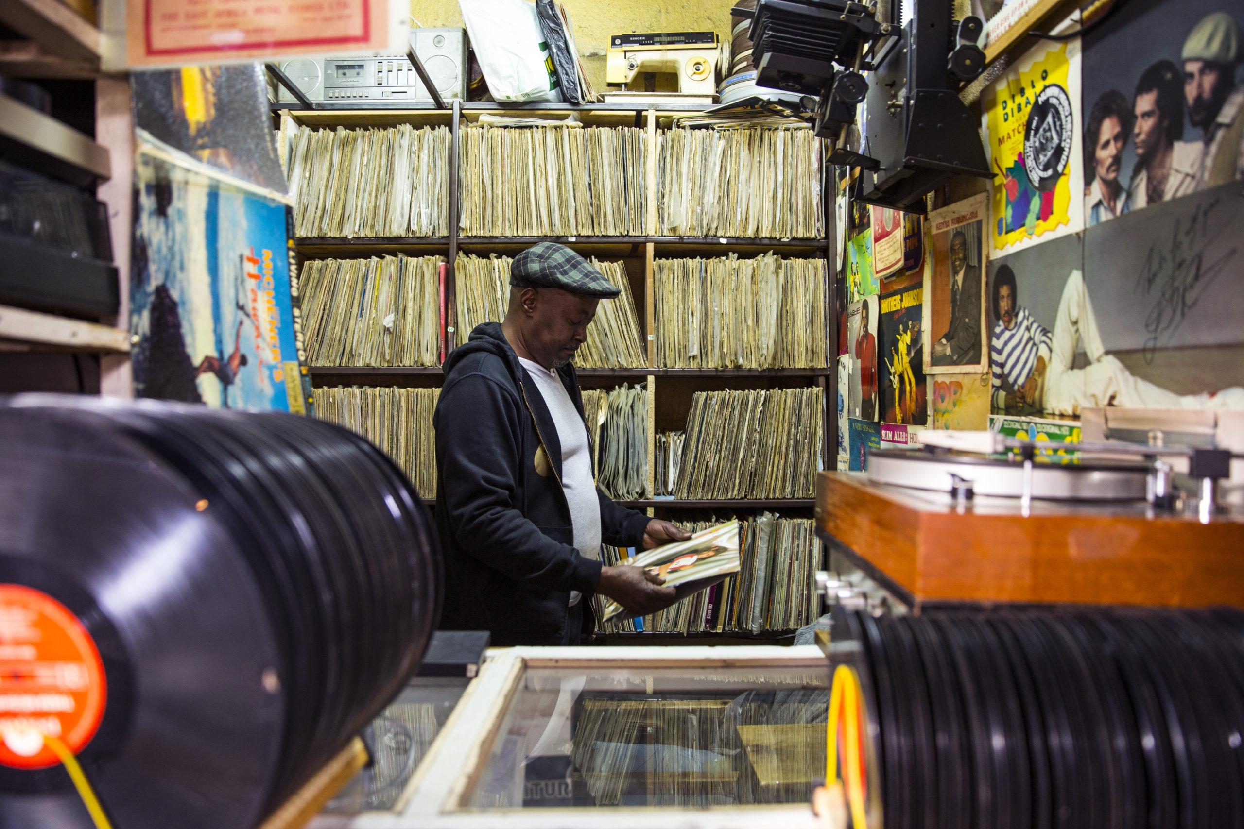 vinyls mania au musée de l'imprimerie Lyon 2