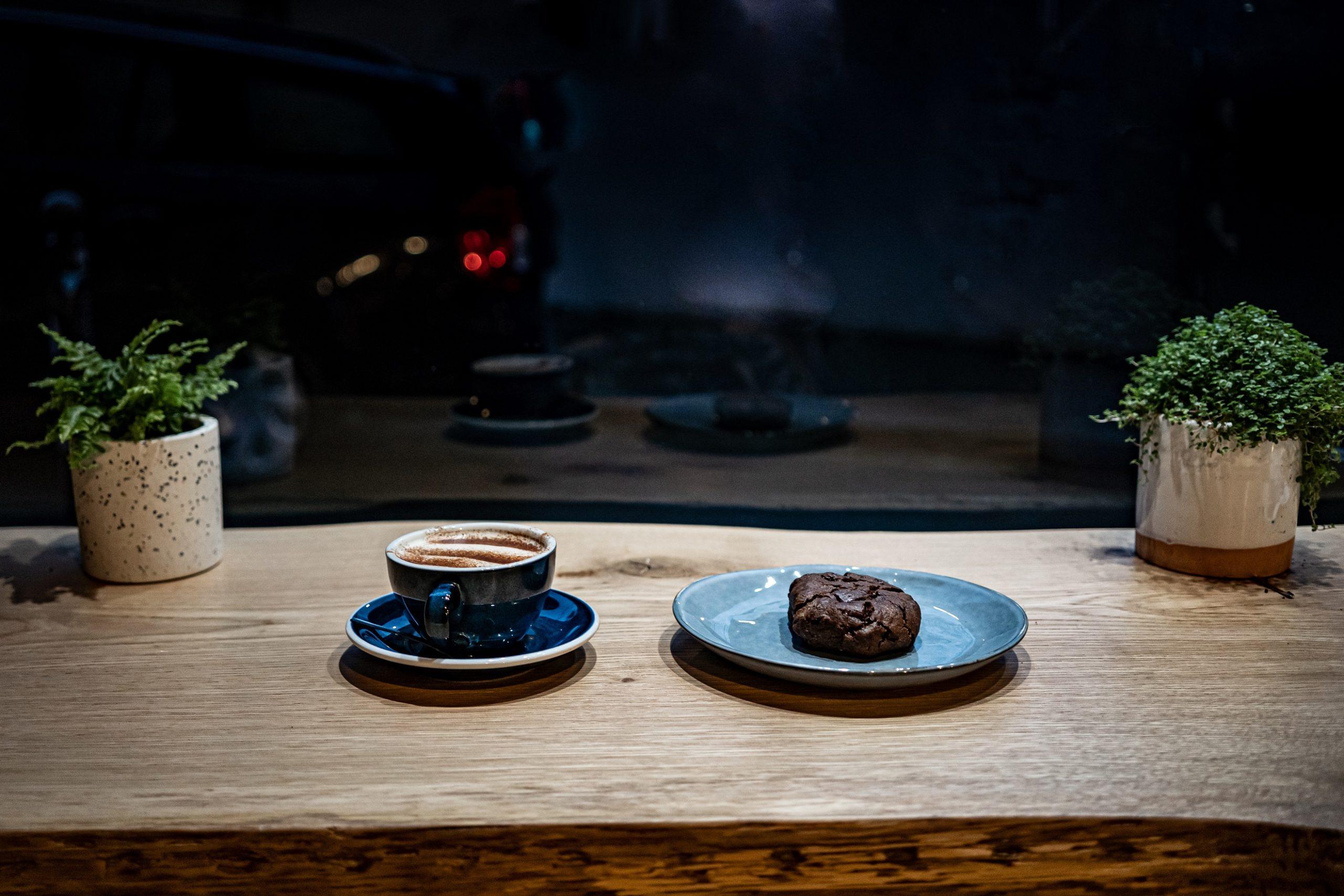 Fika coffee shop Lyon plat