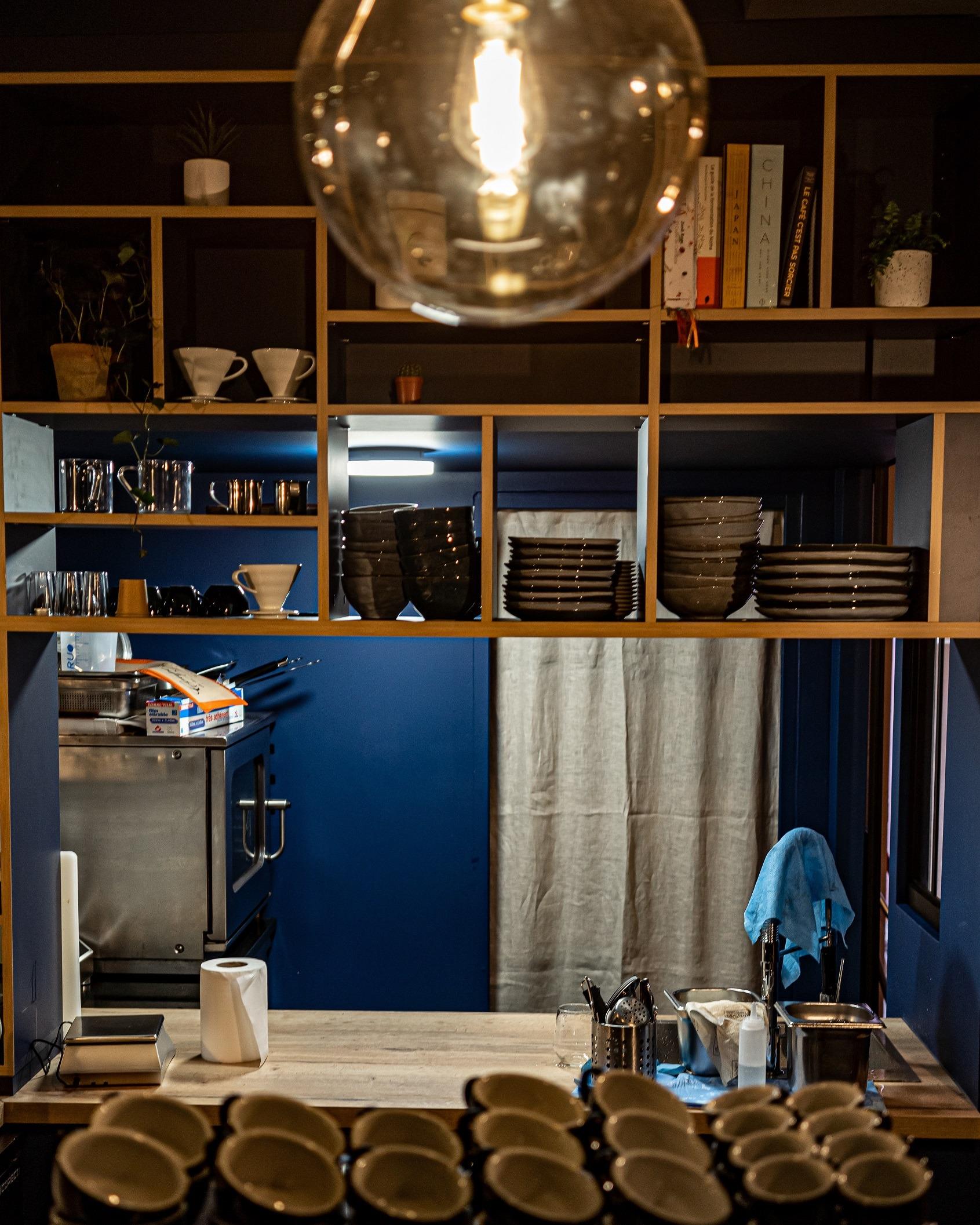 Fika coffee shop Lyon cuisine