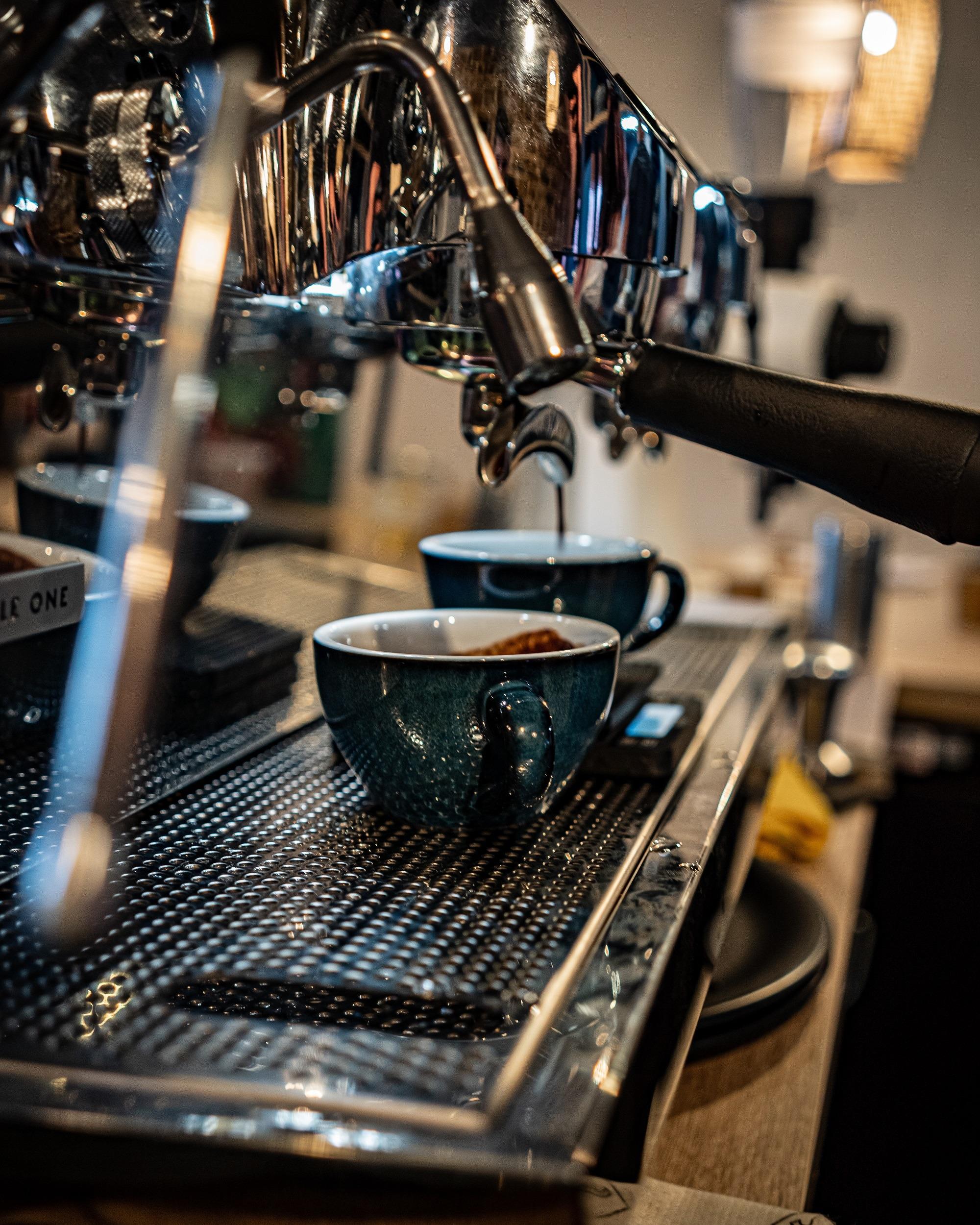 Fika coffee shop Lyon café