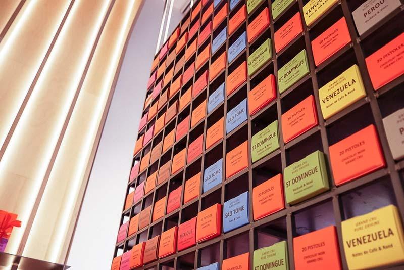 mur de chocolat le lautrec lyon 2