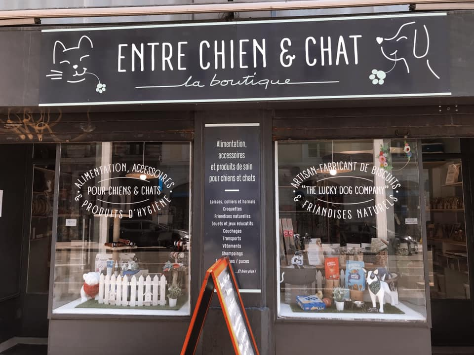 Animalerie Entre Chien et Chat Lyon
