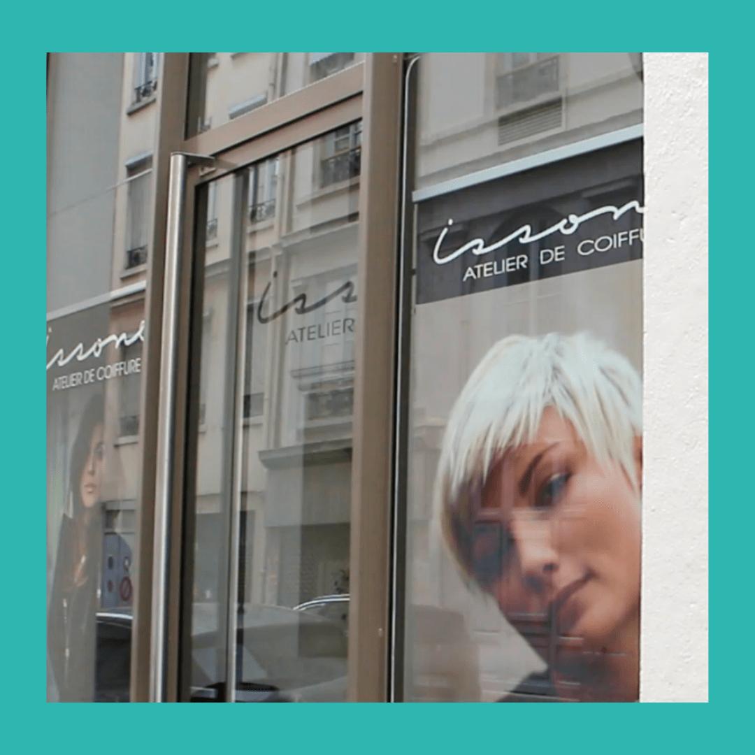 Issone salon coiffure Lyon 2