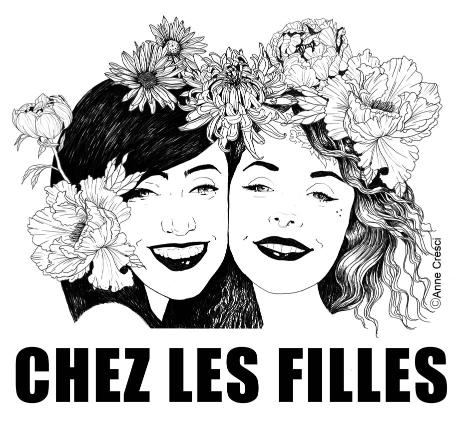 logo Boutique Chez Les Filles Lyon