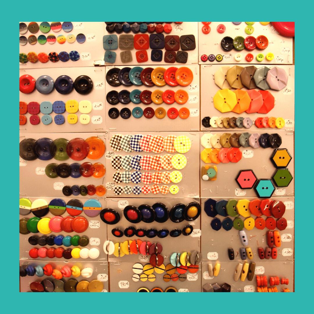 boutons la marchande de couleur la droguerie lyon 2