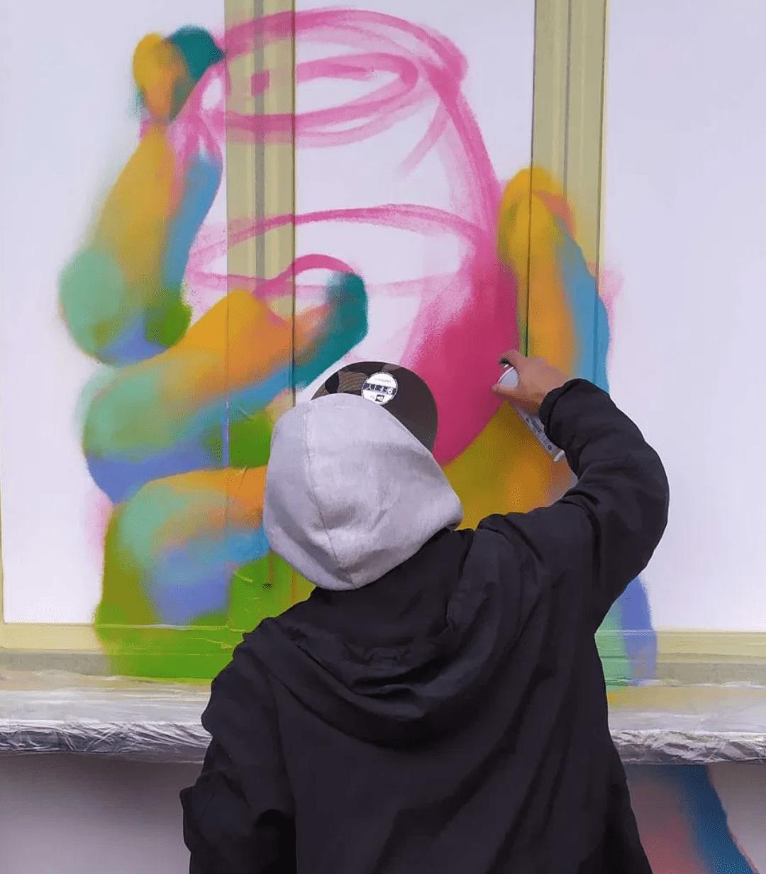 artistes graff lyon