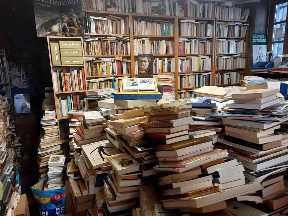 libraire livres rares et occasion lyon 1er