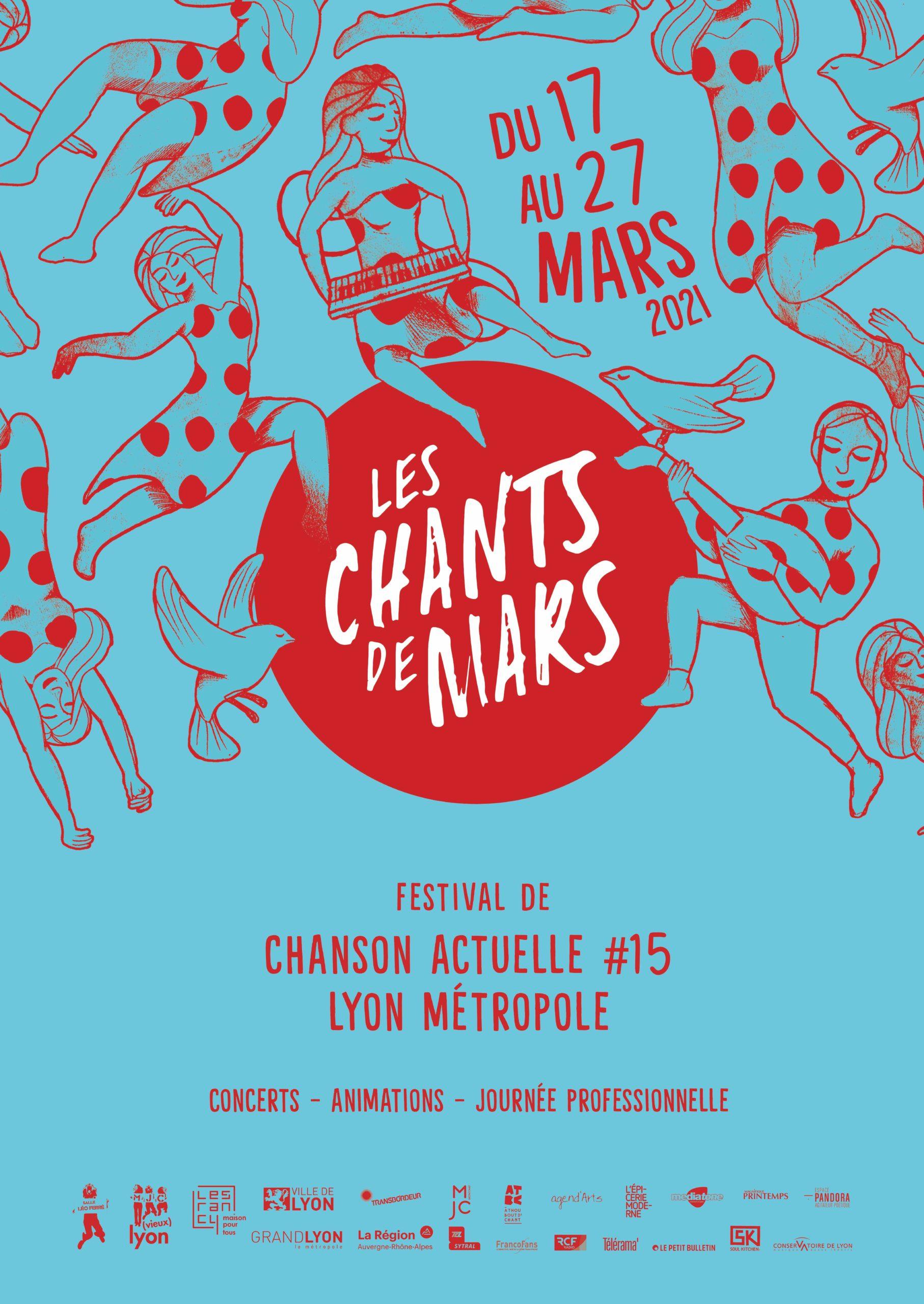 festival chants de mars 2021