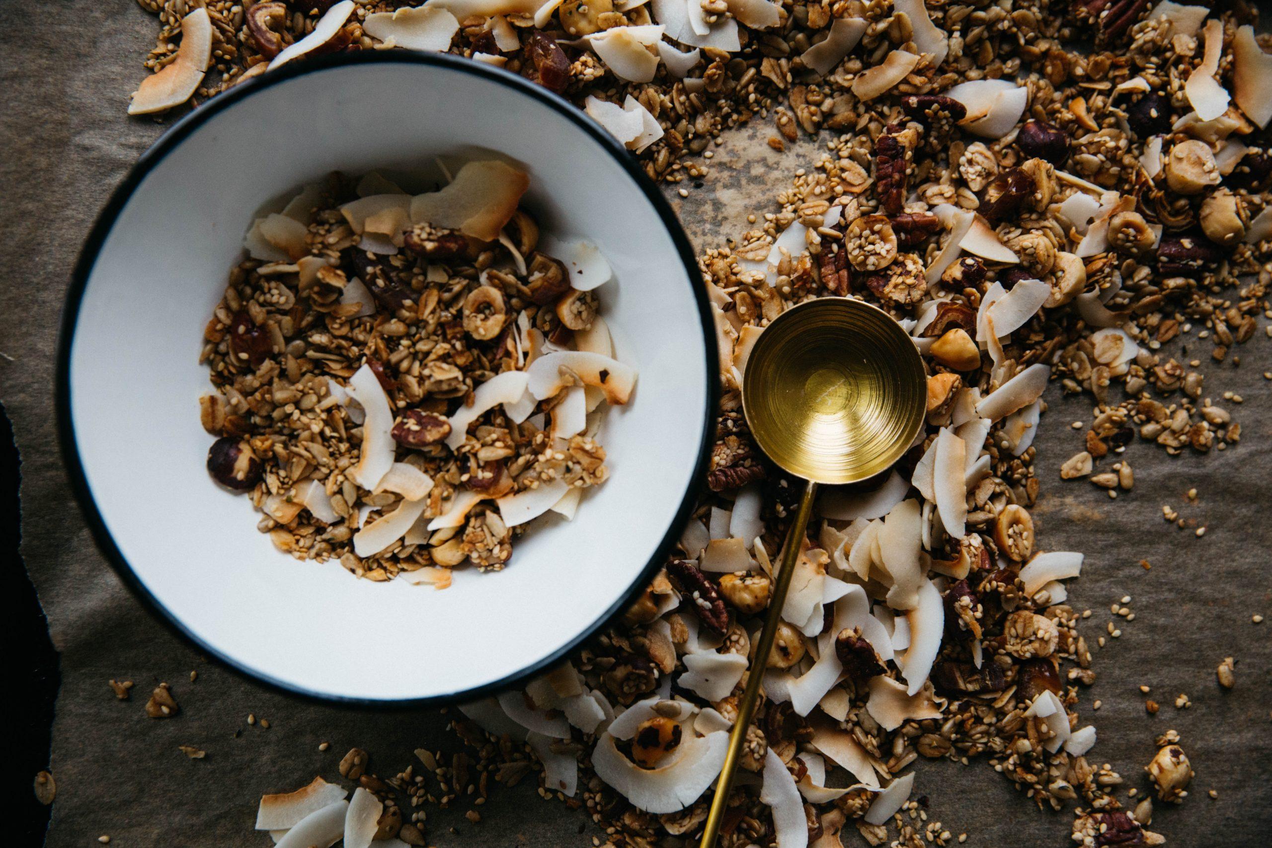 granola recette lyon
