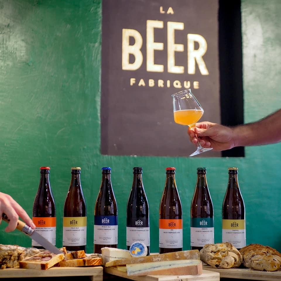 la beer fabrique lyon bière