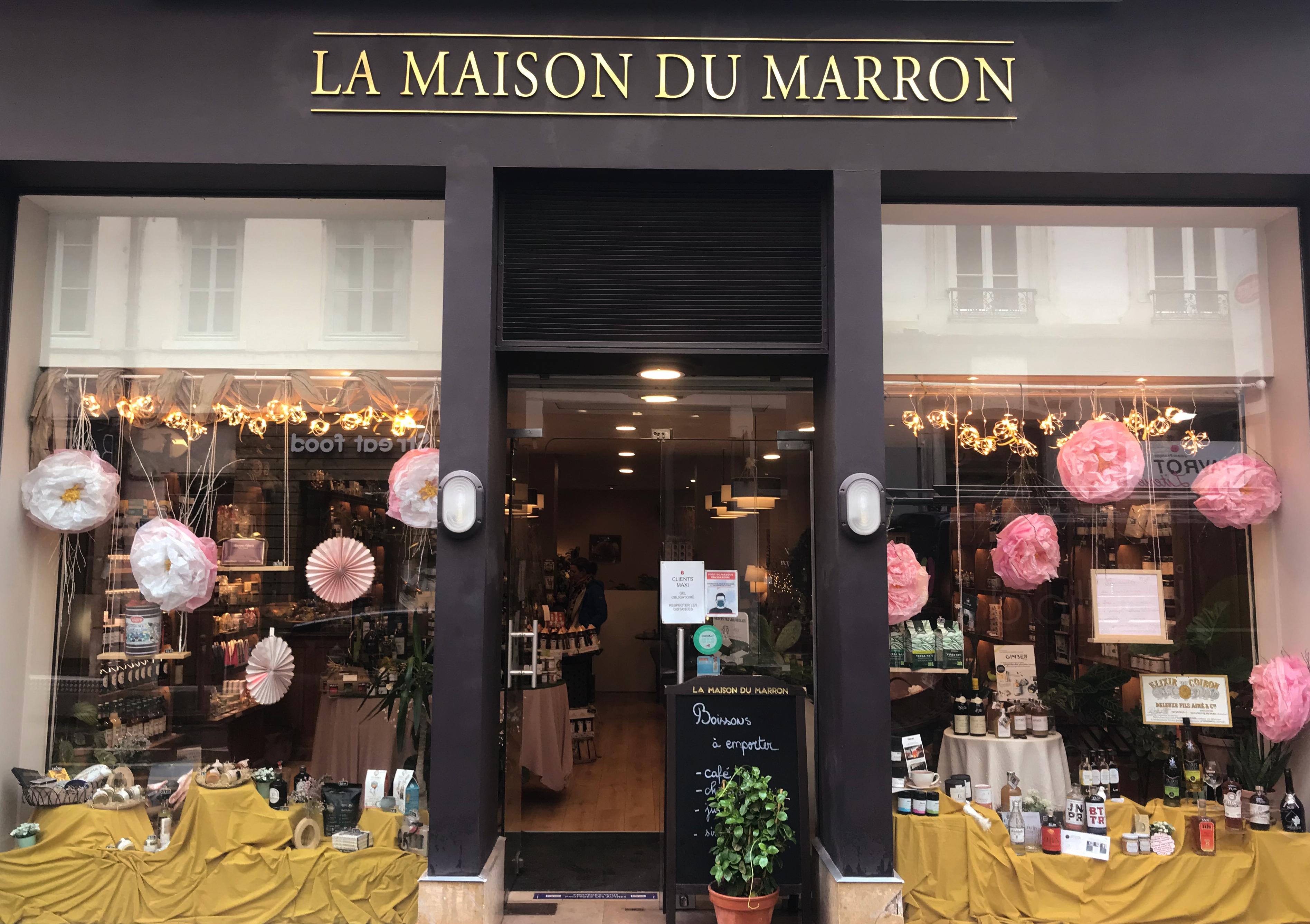 Maison du Marron Lyon