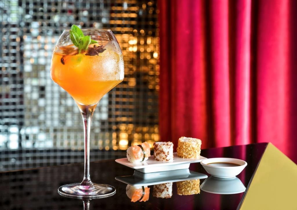 cocktail bar le mehlor sofitel lyon 2