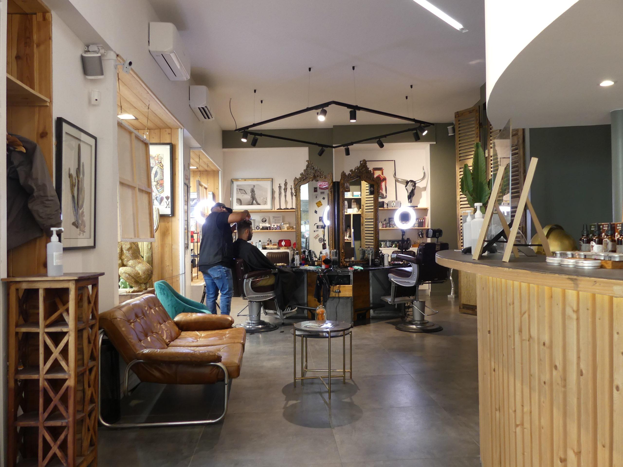 espace barbier