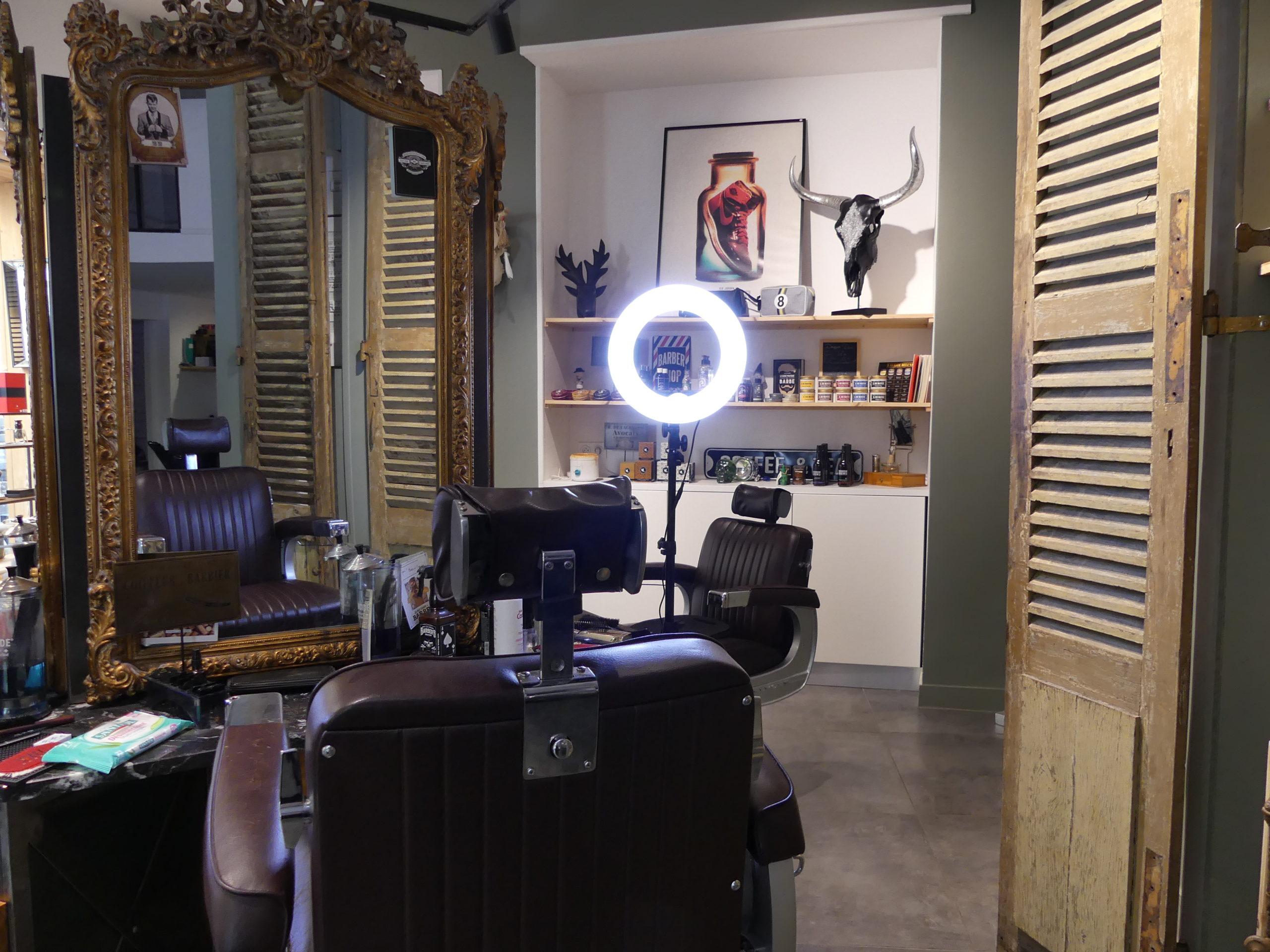 salon coiffure
