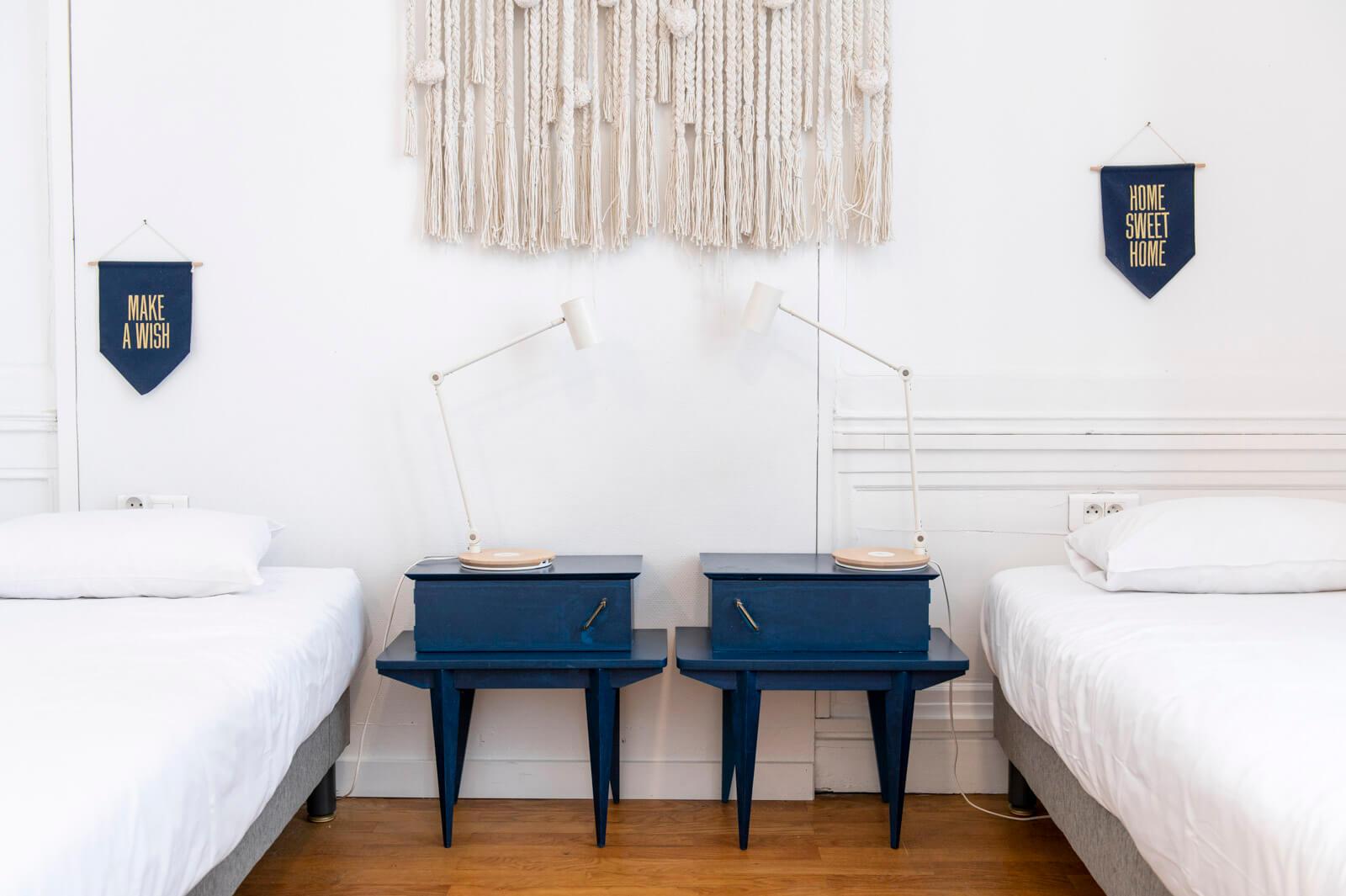 Chambre Away Hostel Lyon 1er