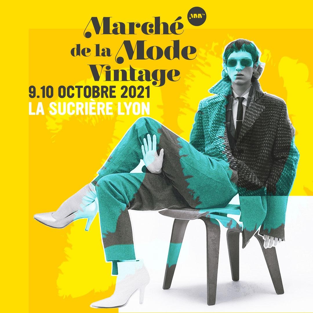 Marché mode vintage 2021